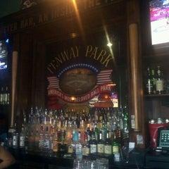 Photo taken at Bleacher Bar by @Jhoggie on 7/31/2012
