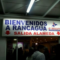 Photo taken at Terminal de Buses O'Higgins by Cristian C. on 11/14/2011