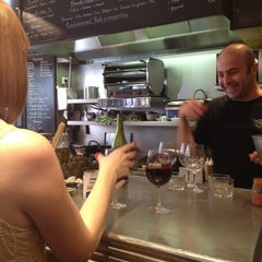 Photo taken at L'Avant Comptoir by erin v. on 7/8/2012