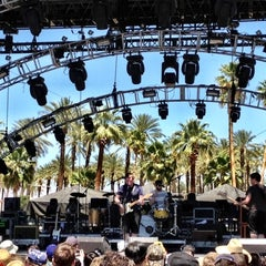 Photo taken at Coachella Outdoor Theatre by Josh G. on 4/21/2012