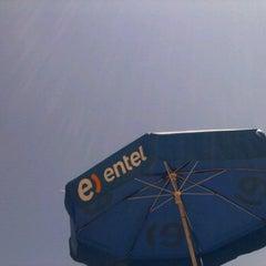 Photo taken at Entel Reñaca (Stand Verano) by Trini G. on 2/15/2012