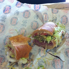 Photo taken at Jersey Mike's Subs by Jason K. on 5/1/2012