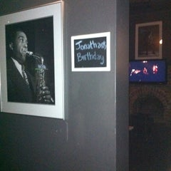 Photo taken at The Ellington Jazz Club by Robin B. on 9/8/2012