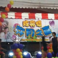 Photo taken at 城皇庙@Arumugan Road by Joyce T. on 3/6/2011