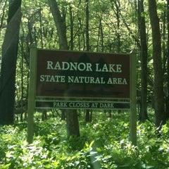 Photo taken at Radnor Lake State Park by John P. on 4/17/2011