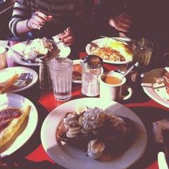 Photo taken at Salt & Pepper Diner by Ashley on 2/18/2012