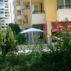 Photo taken at Пицария Кю by Radoslav P. on 6/20/2012