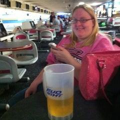 Photo taken at Gage Bowls by Josh G. on 1/24/2012