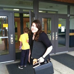 Photo taken at Rockbridge County High School by Gina A. on 5/17/2012
