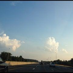 Photo taken at I-66 - Arlington / Fairfax County by David W. on 7/16/2012
