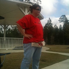 Photo taken at Abita Springs Park by Jeanne P. on 2/28/2012