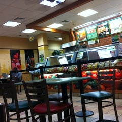Photo taken at SUBWAY by Miami Beach L. on 1/4/2012