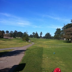 Photo taken at Pajaro Valley Golf Club by Anthony G. on 1/17/2011