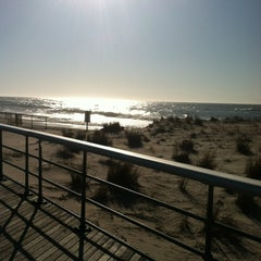 Photo taken at Robert Moses State Park - Field 5 by Casandra C. on 2/23/2012