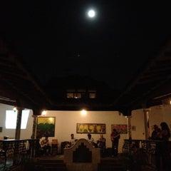 Photo taken at Muza Restaurant & Lounge by Jesús M. on 8/4/2012