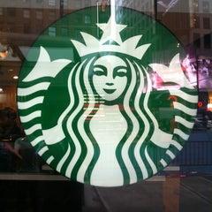 Photo taken at Starbucks by James O. on 9/23/2011