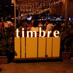 Photo taken at Timbré by Gena g. on 8/11/2012