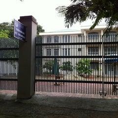 Photo taken at Trường Mẫu Giáo Việt Nam-Triều Hữu Nghị by 5 B. on 9/11/2011