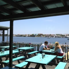 Photo taken at Harbor Docks by Jennifer W. on 4/27/2012