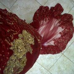 Photo taken at Miarosa Sanggar Rias Penganten by Laisya M. on 10/2/2011