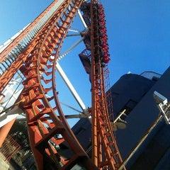 Photo taken at Parque de la Costa by Cesar F. on 2/10/2012