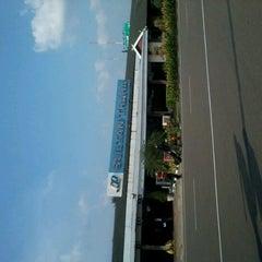 Photo taken at Bandara Sultan Thaha Syaifuddin (DJB) by edhy k. on 7/24/2012