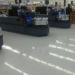 Photo taken at Walmart Supercenter by Fadi Y. on 5/28/2012