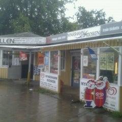 Photo taken at Station Kiosk by Viggo A. on 8/19/2011