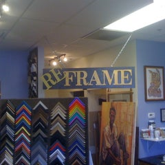 Photo taken at ReFrame by Felix T. on 4/2/2011