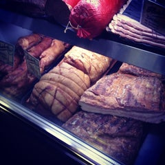Photo taken at Fleishers Craft Butchery by John S. on 1/28/2012