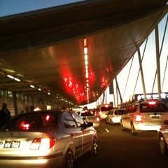 Photo taken at T2 Multi-User Domestic Terminal by Agi M. on 6/24/2011