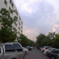 Photo taken at S Apartment by Chotprakorn P. on 3/27/2012