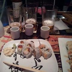 Photo taken at Sushi 101 by Bree N. on 9/1/2011