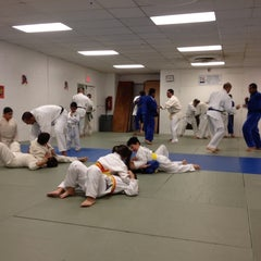 Photo taken at Tamiami Judo by Cristy P. on 11/22/2011