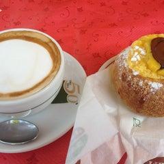 Photo taken at Pan e Cafe' by Eleonora G. on 7/7/2012