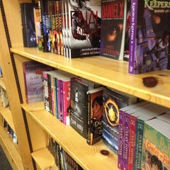 Photo taken at Black Bear Books by Donnie A. on 12/31/2011
