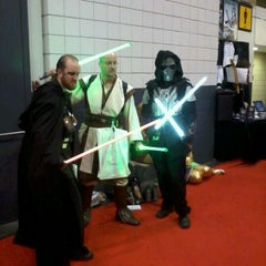 Photo taken at New York Comic Con by Pam G. on 10/15/2011