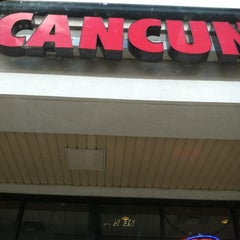 Photo taken at Cancun Mexican Restaurant & Cantina by Landon B. on 1/1/2012