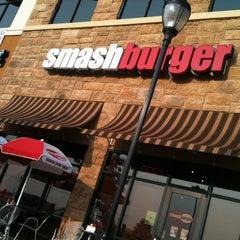Photo taken at Smashburger by Denise D. on 6/8/2011