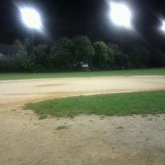 Photo taken at Healy Field by Allen S. on 10/12/2011