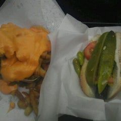 Photo taken at The Wiener's Circle by Peter D. on 11/27/2011