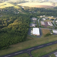 Photo taken at Pottstown Municipal Airport (N47) by Derrick C. on 8/11/2011