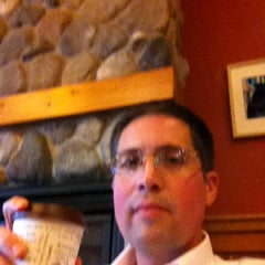 Photo taken at Caribou Coffee by Gregory H. on 9/18/2011