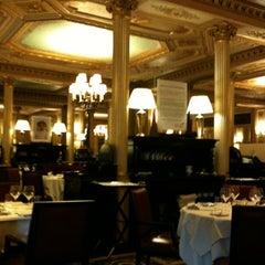 Photo taken at Café de la Paix by Oanèse L. on 5/30/2012