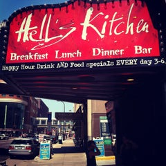 Photo taken at Hell's Kitchen by Rosemarie D. on 7/14/2012