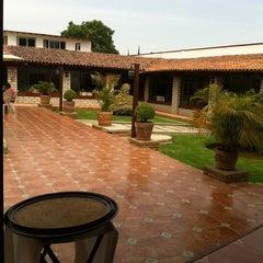 Photo taken at Rincón Del Puga by Santiago on 5/20/2012