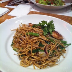 Photo taken at Wagamama by Girlie S. on 11/8/2011