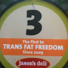 Photo taken at Jason's Deli by J . on 4/26/2012