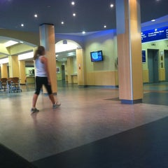 Photo taken at AU –Mary Graydon Center (MGC) by Amy C. on 8/9/2011