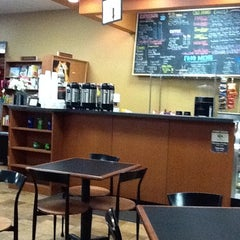 Photo taken at Tree Of Life and Grace College Bookstore, Cafe and Coffee by Paul K. on 2/23/2012
